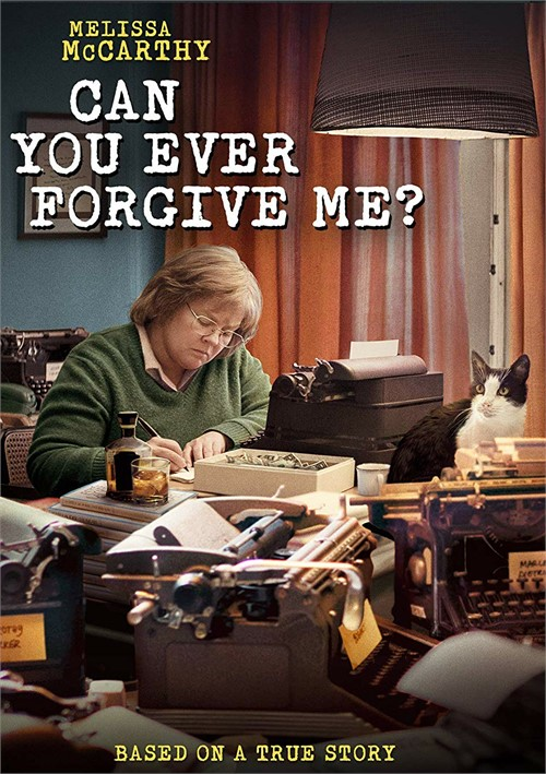 Can You Ever Forgive Me? Boxcover