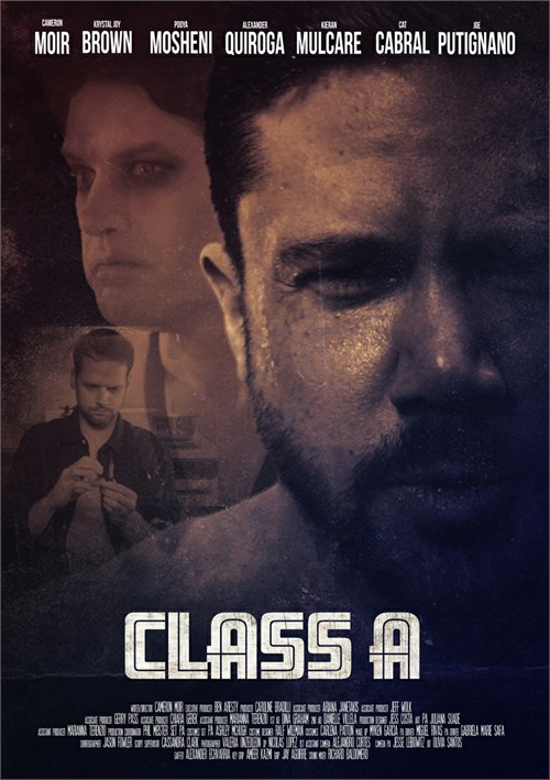 Class A Boxcover