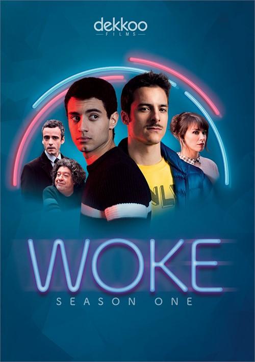 Woke: Season One Boxcover