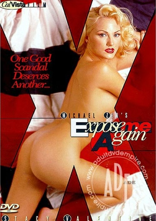 Expose Me Again Boxcover