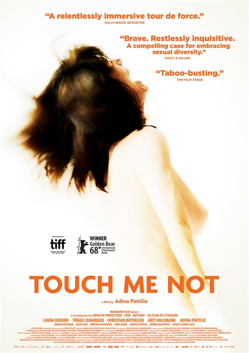 Touch Me Not Boxcover