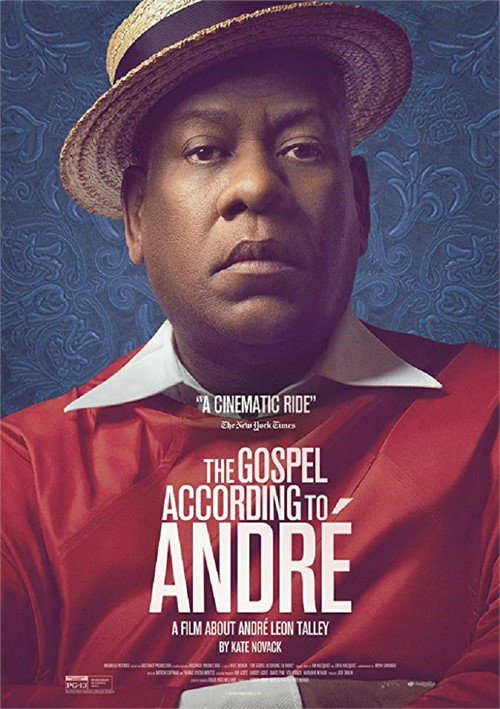 Gospel According to Andre, The Boxcover