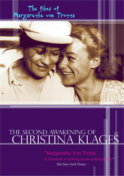 Second Awakening of Christina Klages, The Boxcover