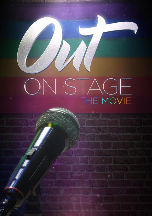 Out on Stage: The Movie Boxcover