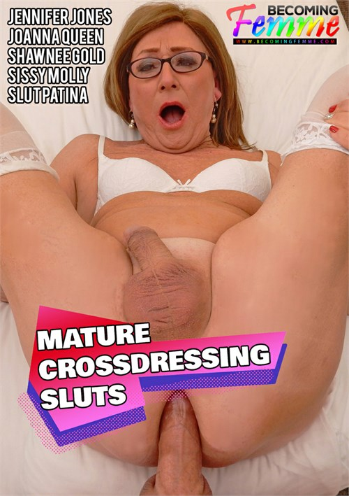 Mature Cross Dressing Sluts Boxcover