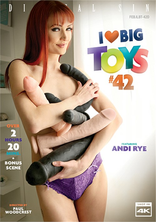 I Love Big Toys #42 image