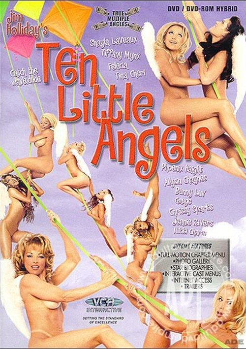 Ten Little Angels Boxcover