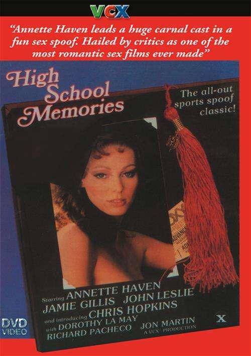 High School Memories Boxcover