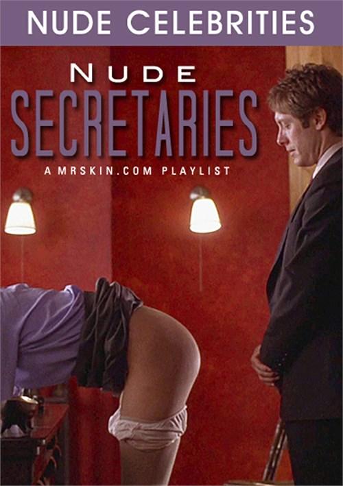 Nude Secretaries Boxcover
