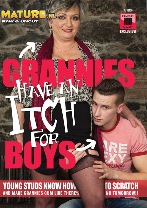 Grannies Have an Itch for Boys Boxcover