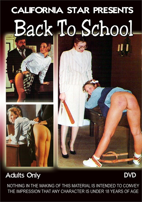 Back to School Boxcover