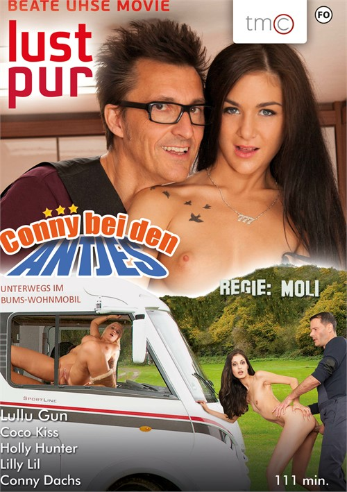 Lust Pur - Connys sexy journey to Amsterdam Boxcover