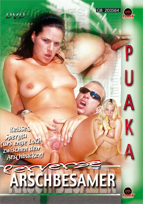 Perverse Arschbesamer Boxcover