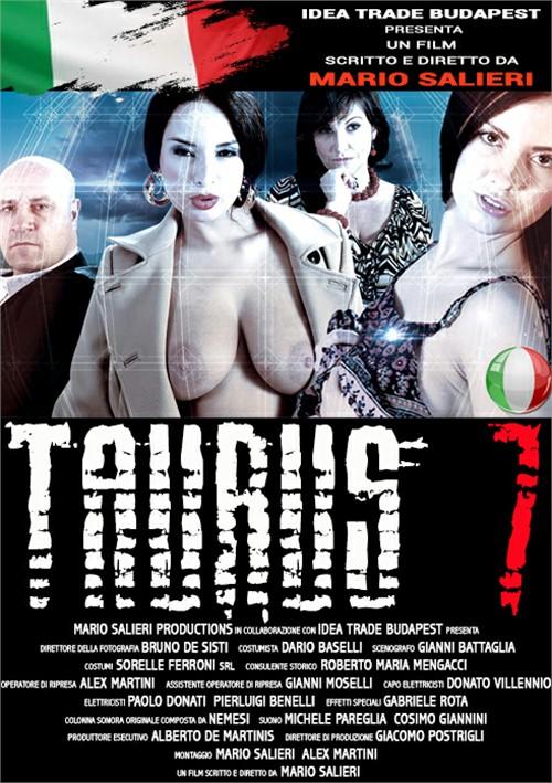 Taurus 7 Boxcover