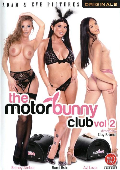 Motorbunny Club Vol. 2, The image