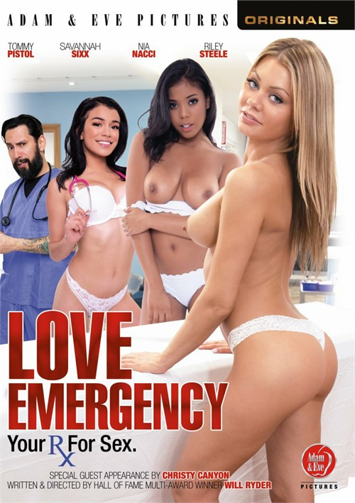 Love Emergency Boxcover