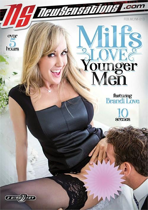 MILF's Love 18 Men Image