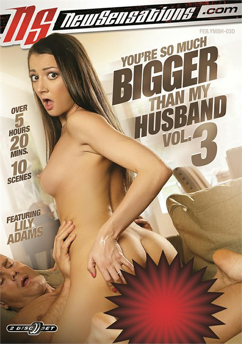 You're So Much Bigger Than My Husband Vol. 3 image