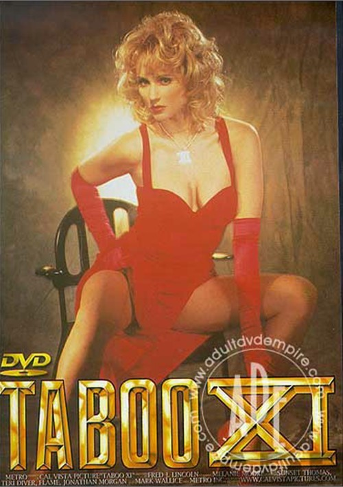 Taboo 11 Boxcover