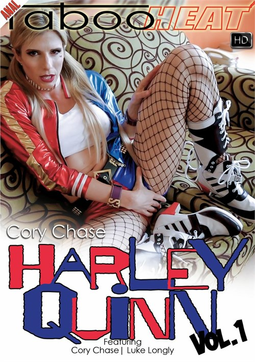 Cory Chase in Harley Quinn Vol. 1 Boxcover