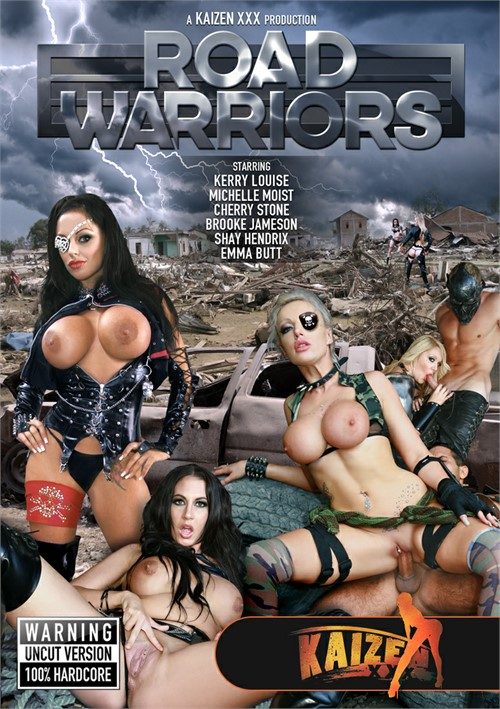 Road Warriors Boxcover