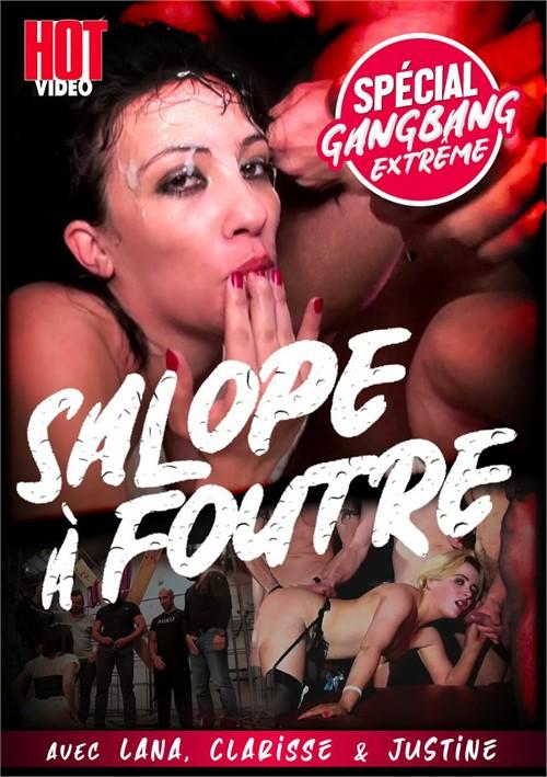 Salope a Foutre Boxcover