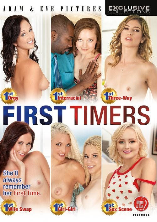 First Timers Boxcover