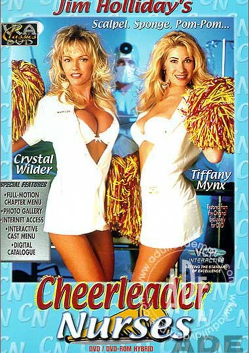 Cheerleader Nurses Boxcover
