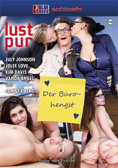 Pure Lust: Office Affairs Boxcover
