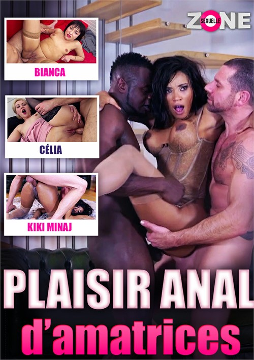 Plaisir anal d'amatrices Boxcover