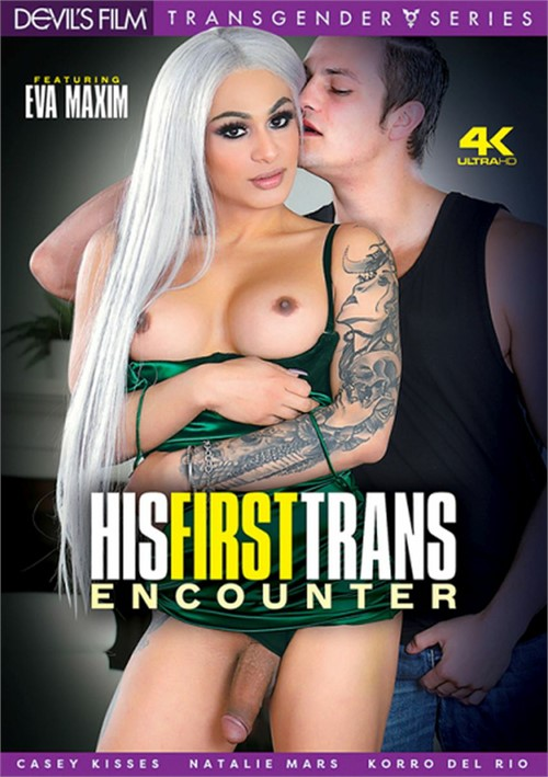 His First Trans Encounter Boxcover