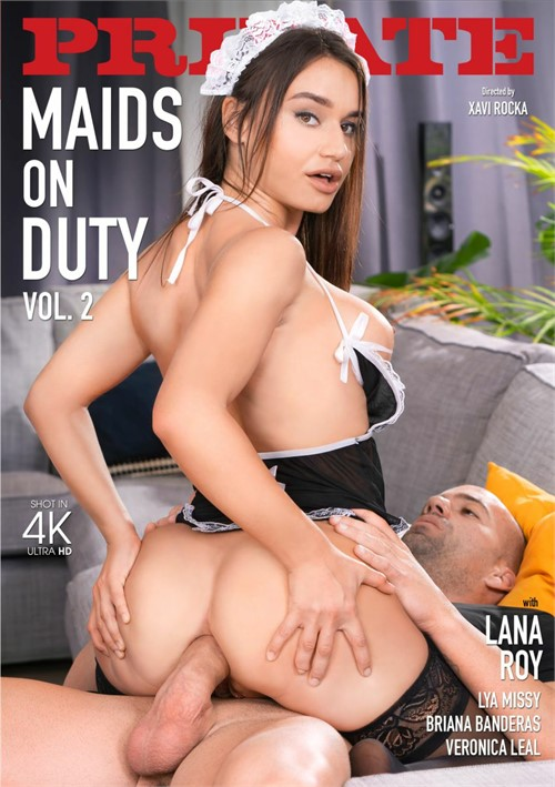 Maids on Duty Vol. 2 Boxcover