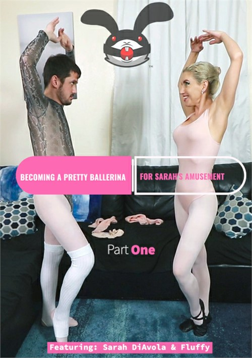 Becoming a Pretty Ballerina for Sarah's Amusement Part One Boxcover