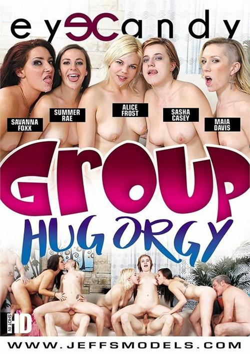 Group Hug Orgy Boxcover