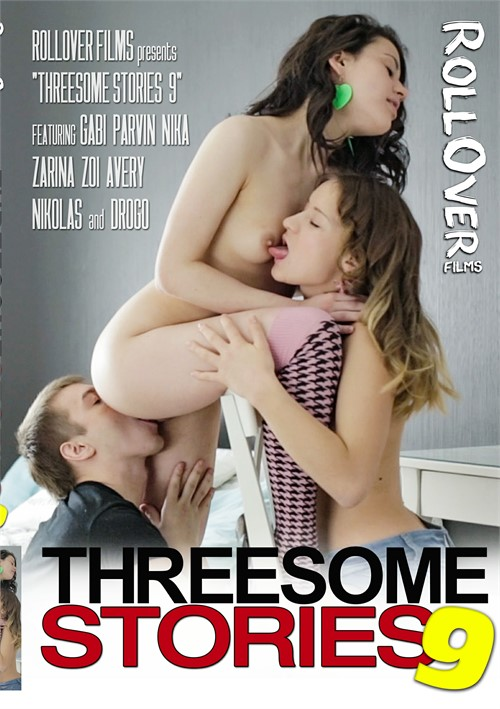 Threesome Stories 9 Boxcover