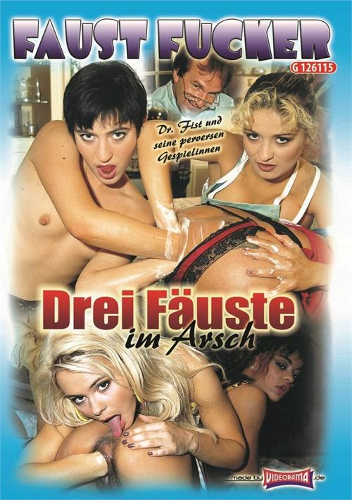 Drei Fauste im Arsch Boxcover