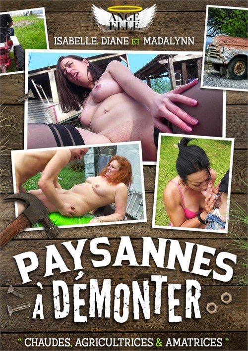 Paysannes a demonter Boxcover