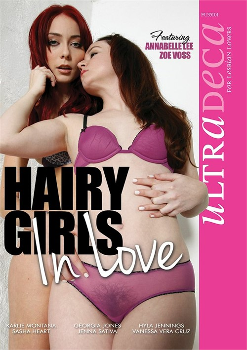 Hairy Girls In Love Boxcover