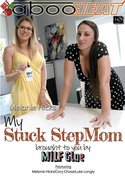 Melanie Hicks in My Stuck Stepmom Boxcover