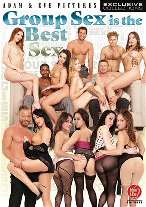 Group Sex Is The Best Sex Boxcover