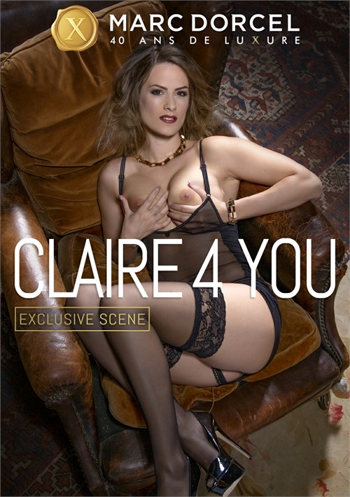 Claire 4 You Boxcover