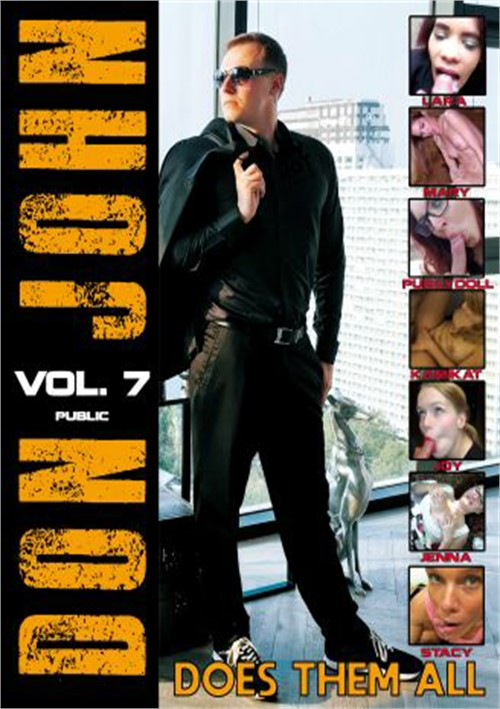 Don John Vol. 7: Public Boxcover