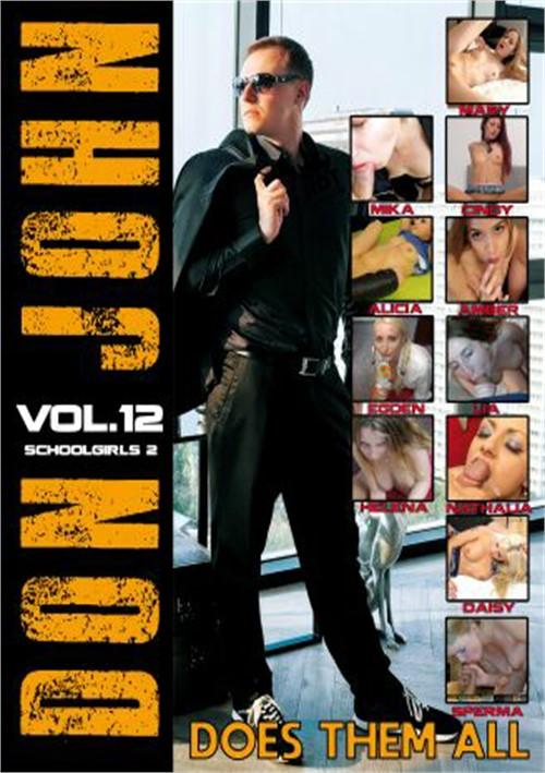 Don John Vol. 12: Schoolgirls 2 Boxcover