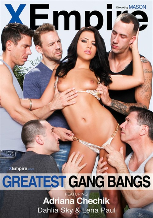 Greatest Gang Bangs Boxcover