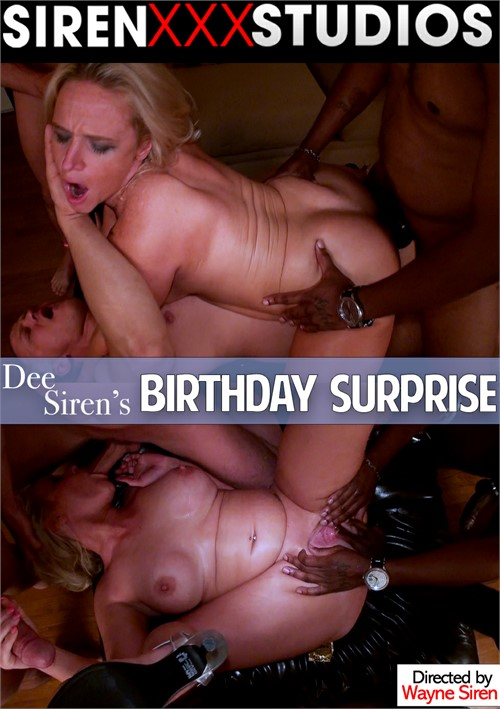 Dee Siren's Birthday Surprise Boxcover