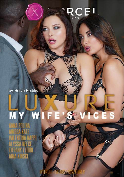 Luxure: My Wife's Vices image