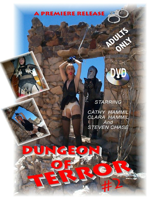 Dungeon of Terror #2 Boxcover