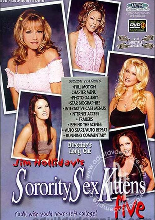 Sorority Sex Kittens 5 Boxcover