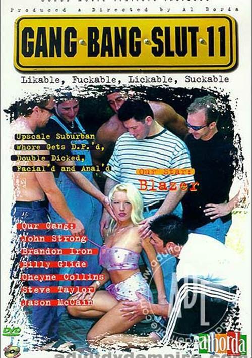 Gang Bang Slut 11 Boxcover