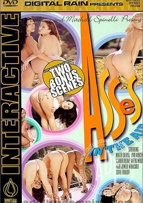 Asses In The Air Boxcover